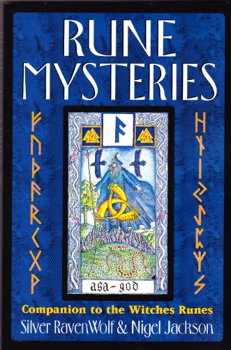 Rune Mysteries: Companion to the Witches Runes (book only)