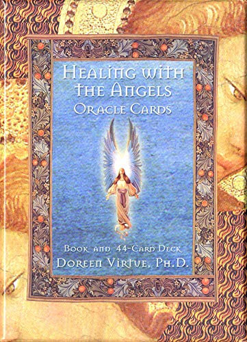 Healing With The Angels Oracle Cards (Large Card Decks)